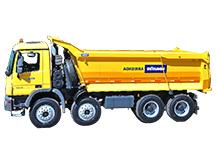 Hopper Trucks